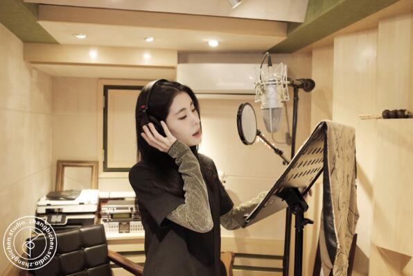 张碧晨献声新剧《烈火如歌》 人物主题曲《听雪》将上线