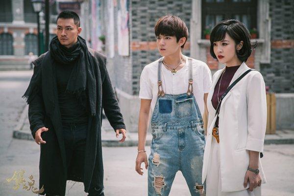 超级剧集《镇魂》主题曲MV上线 好莱坞配乐团队传奇呈现