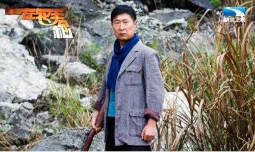 《左轮手枪》3月27日定档湖北卫视 蒋欣上演民国旗袍秀