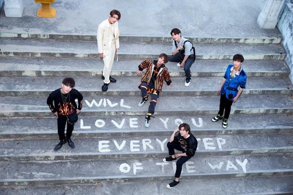 """C.T.O全新单曲《LOVE YOU》今日上线 """"最燥男团""""变身""""最暖男友""""陪你度过浪漫一夏"""