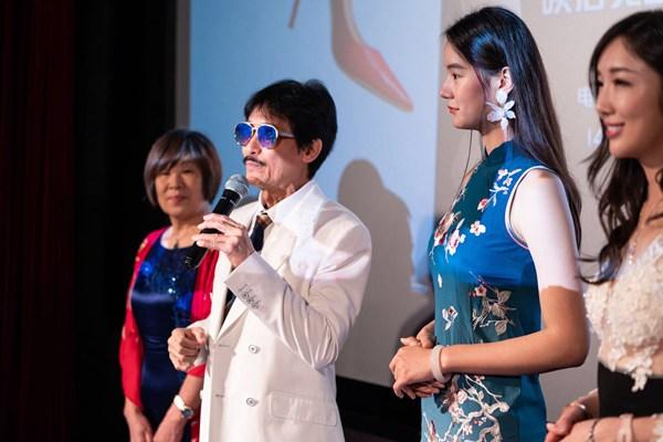 """陈勋奇导演发布将拍院线电影《上海探戈》并表示""""我要一直拍电影到99岁"""""""