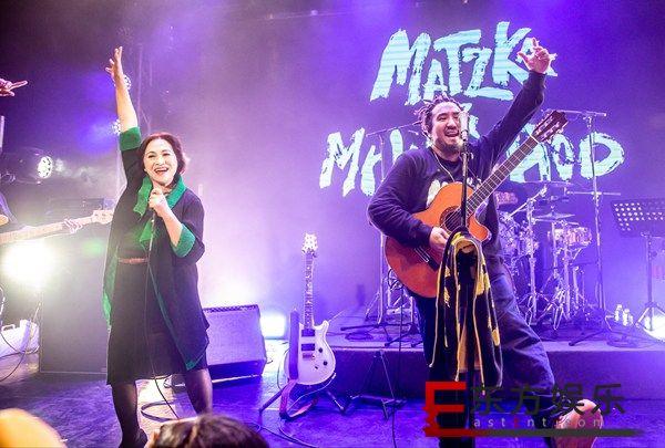 Matzka玛斯卡Round3热派对巡演圆满结束 新一轮巡演强势回归