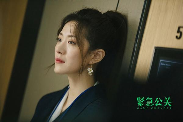 赵圆圆《紧急公关》获好评 气质女高管钱蕾三观获赞